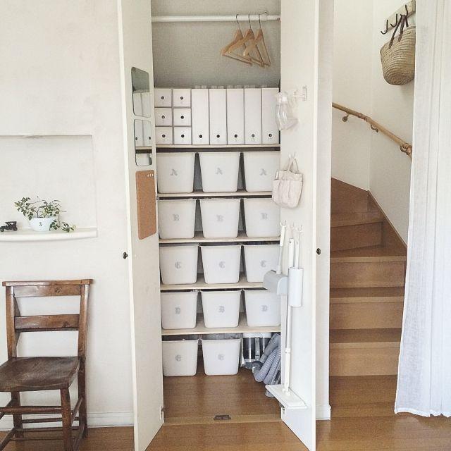 asamiさんの、棚,DIY,ニトリ,整理収納部,のお部屋写真