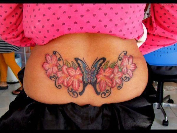 Decrease Again Tattoos For Females – 6 Tattoo Designs That Look Good on the Decrease Again