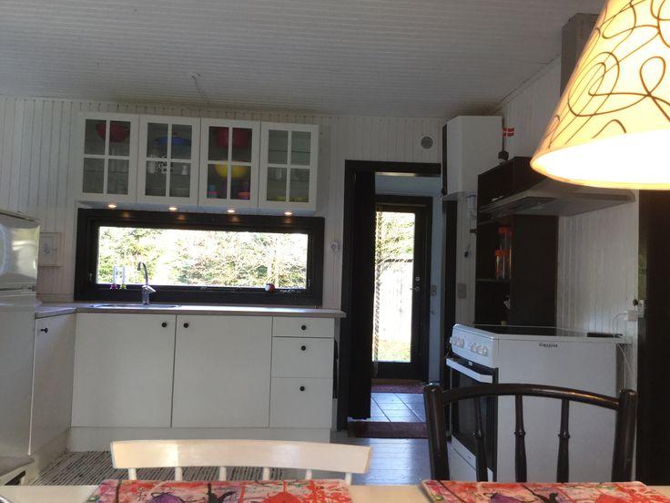 Køkken sommerhus