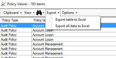 Analyze Group Policy Objects with Microsoft Policy Analyzer