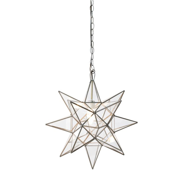 Star Chandelier #lighting #luminaire