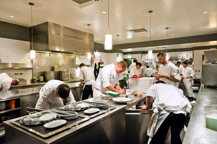 Behind the swinging doors of restaurant kitchens across the country, something is happening that most people don't know about but should.