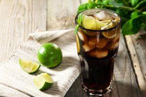 Cola-Kraut Limo
