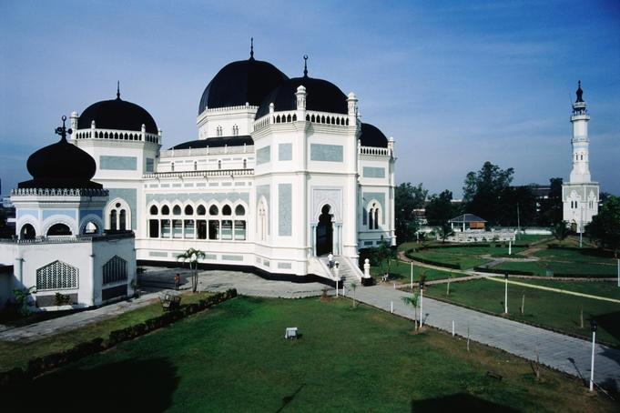 Mesjid Raya Sumatra: Mesjid Raya (Grand Mosque).