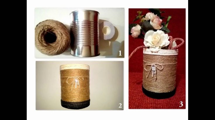 Recycling IDEAS... Transform trash in HOME DECORATIONS. AMAZING!