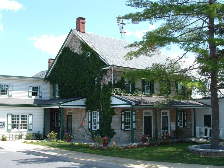Amish Built Homes In Pa : Images about pennsylvania stone houses on pinterest