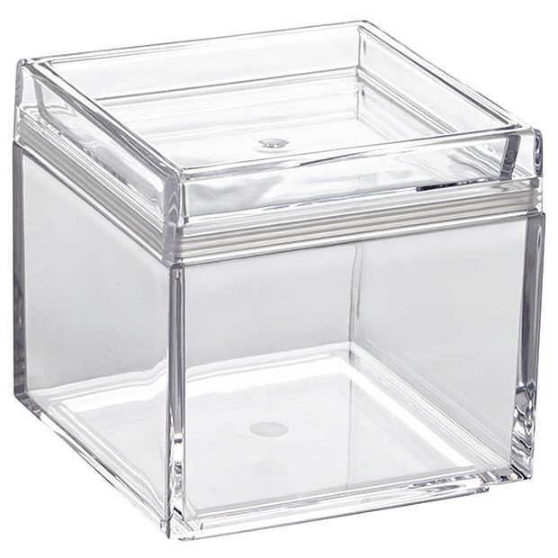Acrylic Container Stacker Medium - Target