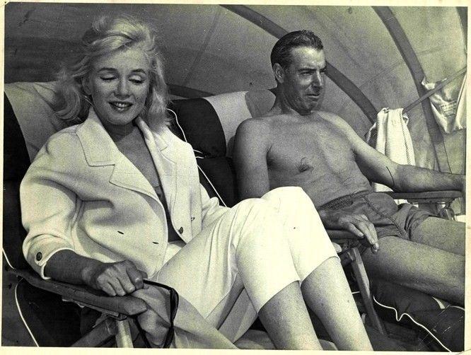 22/03/1961 en Floride à Redington Beach - Divine Marilyn Monroe