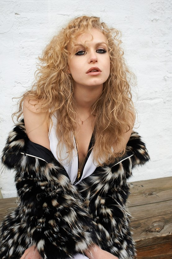 The Cast: Penelope Mitchell portrays the sweet Letha Godfrey.