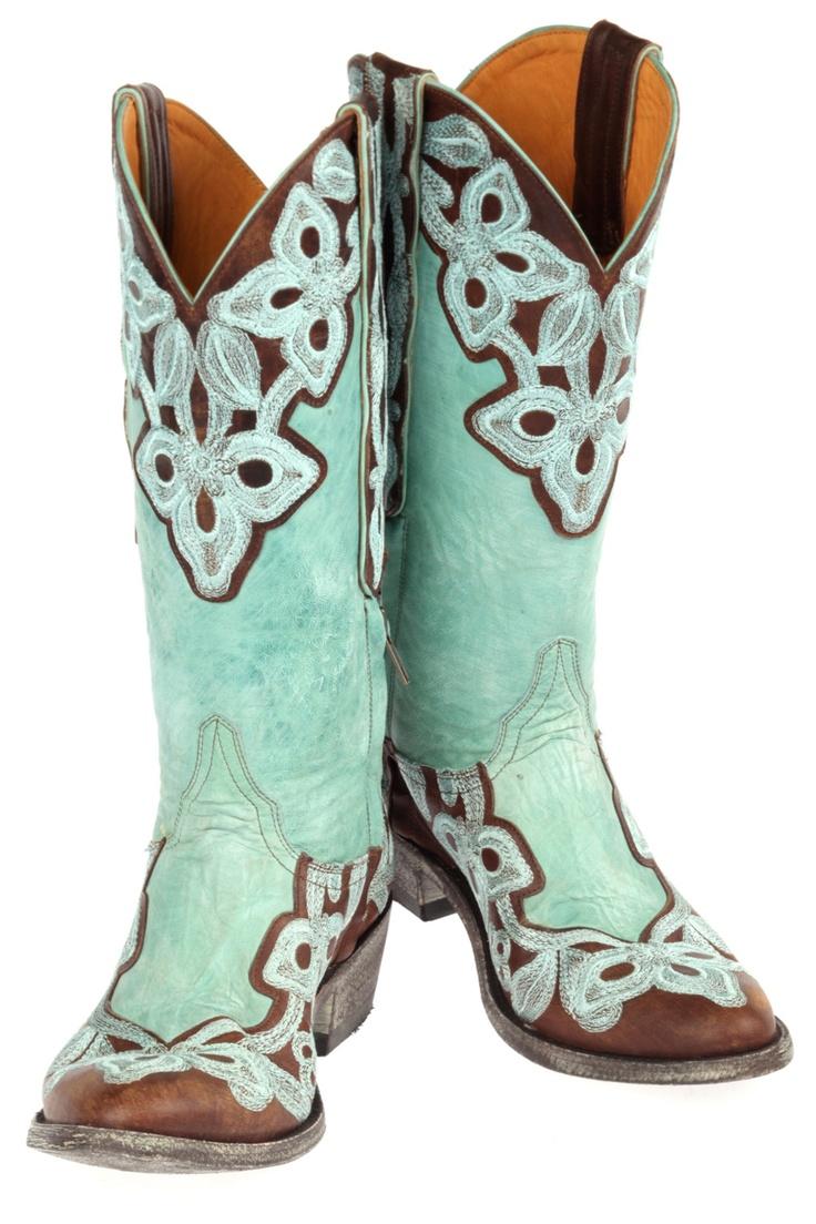 Best 25+ Turquoise cowboy boots ideas on Pinterest