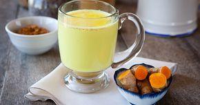 Testa nya hälsodrycken Golden Milk