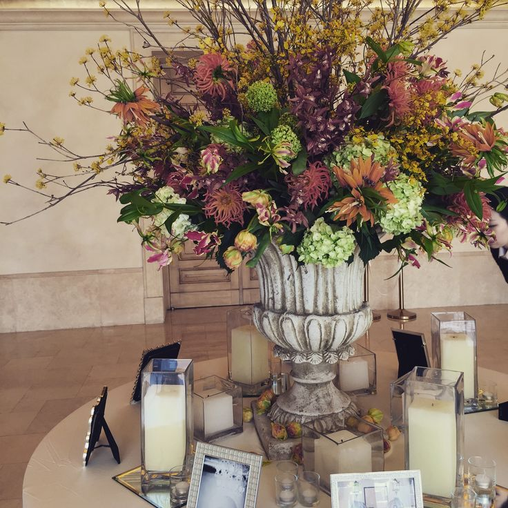 The Raum -  #Welcome_Flower #welcome #flower #party #photo_table #greeting