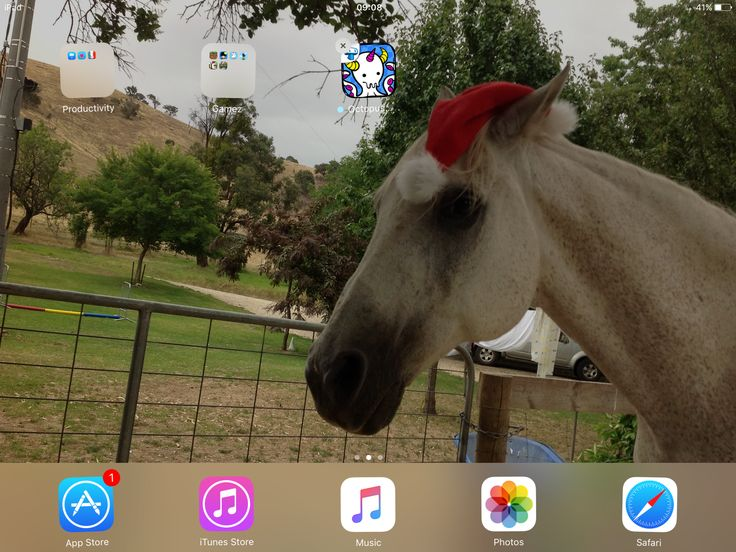Merry Christmas! From Zac xx (ps sorry bout the iPad icons ahah)