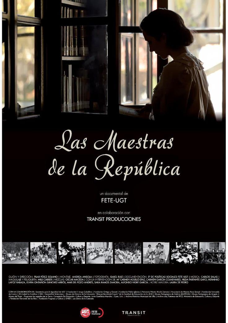 23 best historias de mujeres images on pinterest movies cinema las maestras de la repblica pilar prez solano espaa 2013 las fandeluxe Images