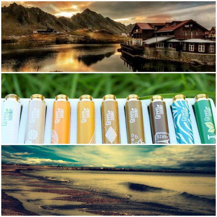 Bateriile de design Green Smoke, în Romania