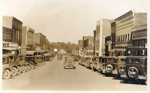 Photos in Salem Missouri in the early 1900 - Google Search