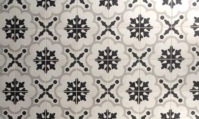 1000 images about id es pour la maison sur pinterest - Carrelage aspect carreau ciment ...