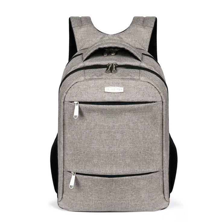 "Advocator 15"" Laptop Backpack Multifunction Waterproof Computer College School Bag Business Rucksack for Men Women Notebook bag"