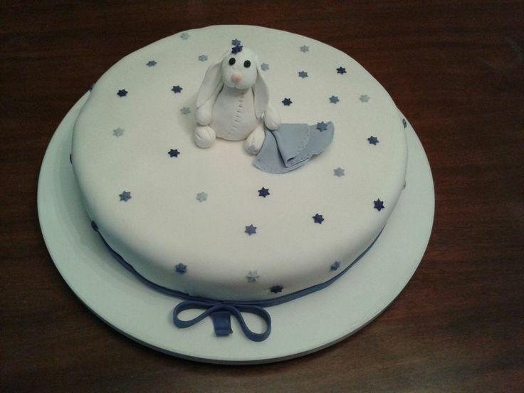 Torta bautizó conejo