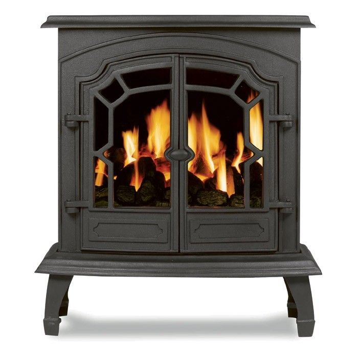 The Broseley Lincoln Gas Stove is an efficient, effective, medium output stove at an affordable price suitable for any modern or traditional home. The Broseley Lincoln is 80% efficient and can be used with a class 1 chimney, class 2 chimney and pre cast flue blocks.