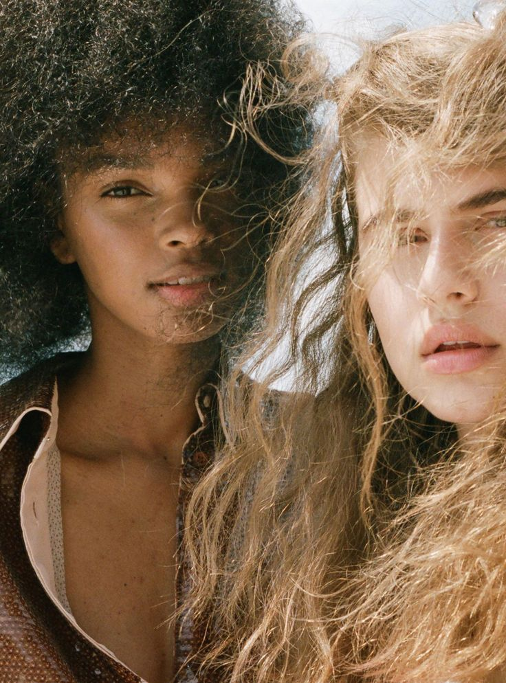 We Need To Change The Way We Talk About Frizz #refinery29  http://www.refinery29.com/2016/08/118351/hairstyles-for-frizzy-hair