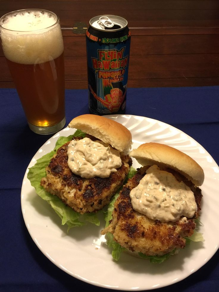 [Homemade] Crab Cakes with Remoulade http://ift.tt/2mq6SqU #TimBeta