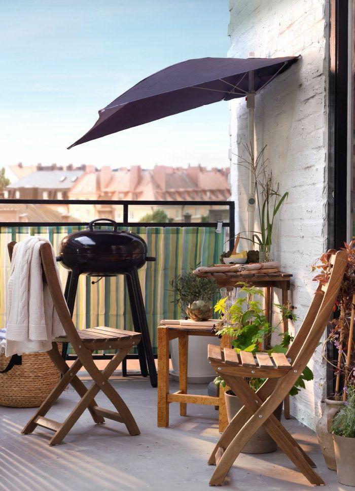 Les 25 meilleures idées de la catégorie Parasol balcon sur ...