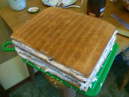 Вчимося пекти оригінальні торти (допомагають Уляна та Міла) | Сайт дбайливих батьків
