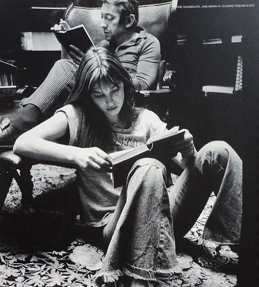 serge and jane.  alone while together.