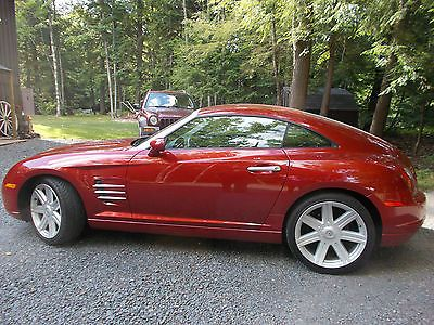 cool 2004 Chrysler Crossfire - For Sale View more at http://shipperscentral.com/wp/product/2004-chrysler-crossfire-for-sale-3/
