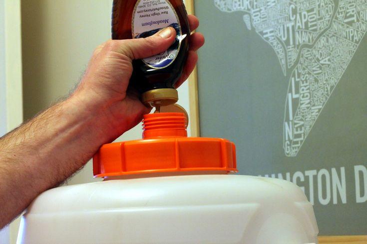 Meadowfoam Honey Oatmeal Stout | The Mad Fermentationist - Homebrewing Blog