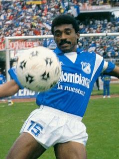 Arnoldo Iguarán. 2do goleador Histórico de Millonairos y goleador de la Selección Colombia
