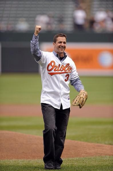 John Harbaugh Ravens or Orioles? Go Baltimore!
