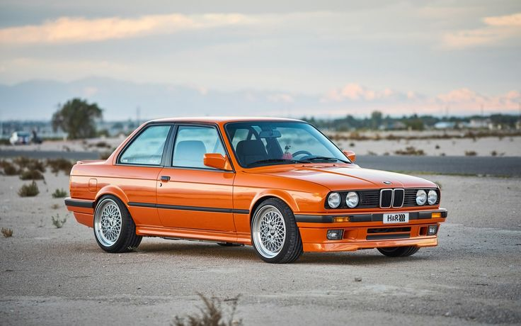1991 H&R Springs BMW 318is