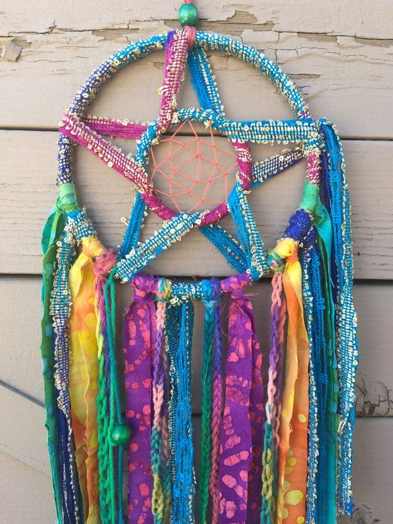 Orchid Dreams : native american dreamcatcher by SteelBlueMuse