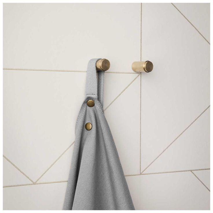 20 beste idee n over muurhaken op pinterest kringloop hergebruikt meubilair en hergebruikt - Massief decoratief ...