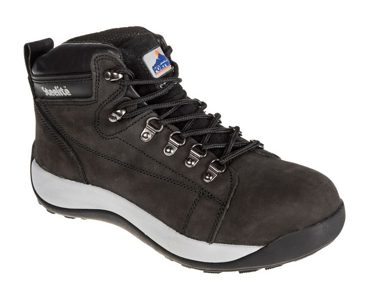 Portwest Fc14Compositelite Schuh 36/3, 48, Schwarz