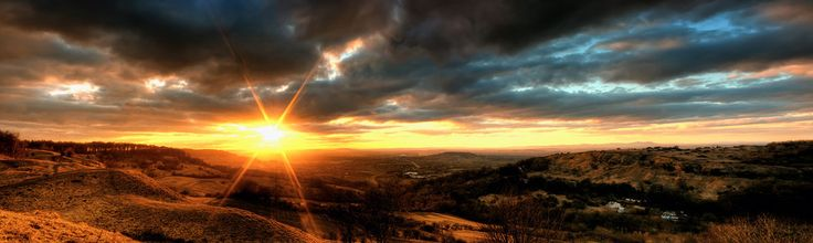 Gloucester, Gloucestershire. | 21 Gorgeous Panoramic Shots From Around Britain