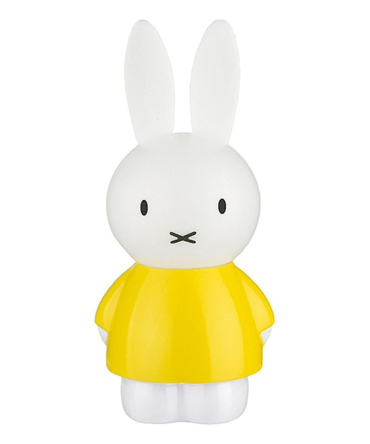 Take a look at this Yellow Miffy Bunny Plug-In Night-Light today!