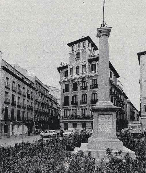 Mejores 60 Imágenes De MADRID ANTIGUO : BARRIOS /CORRALAS