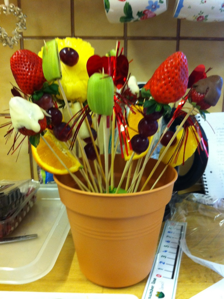 26 best images about fruit ideas on pinterest mothers Fruit bouquet