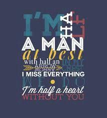 #halfaheart#lyrics