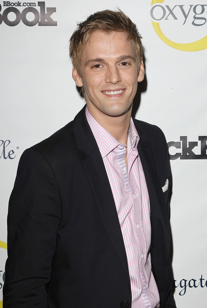 Emancipated Celebrities ~ Aaron Carter:  After accusing his mom of squandering his money and firing her as his manager in 2003, Carter went on to seek legal emancipation.