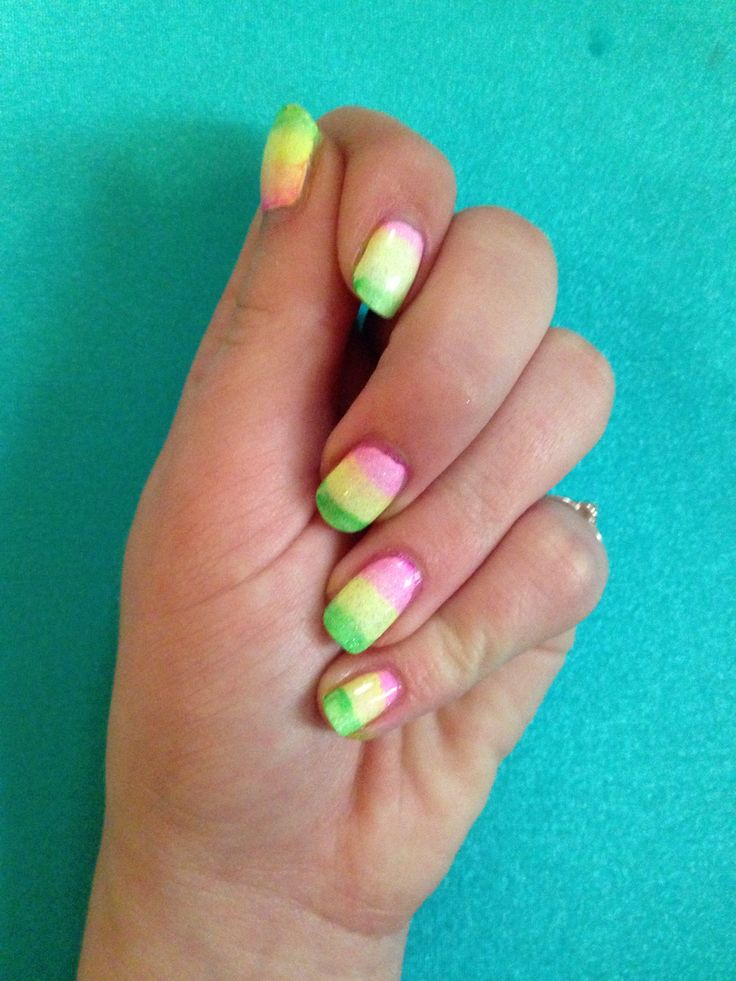 135 best Yellow nail design images on Pinterest | Yellow, Nailart ...