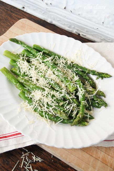 Make the BEST Asparagus in Under 10 Minutes!