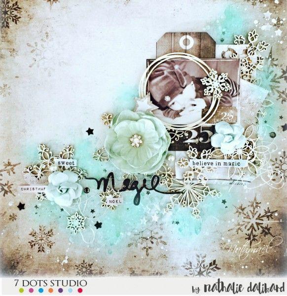 Believe in magic by Nathalie Dalibard