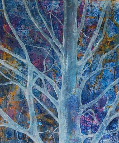 Treescape - Acrylic