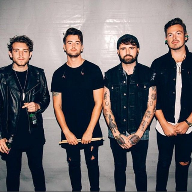 First look: the new Lower Than Atlantis video
