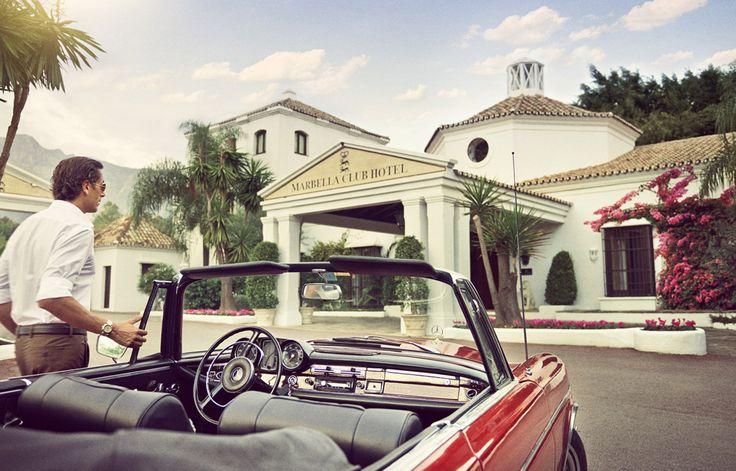 Marbella Marbella Club, Golf Resort & Spa | Strand Resort in #Marbella #luxurytravel @marbe