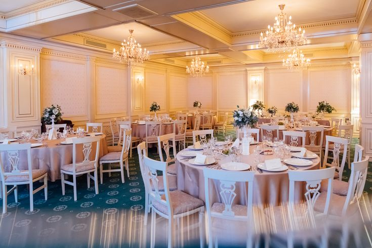 Wedding location in Iasi, Romania by The Guest List wedding planner.